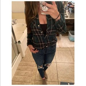🖤 Charlotte Russe flannel 🖤